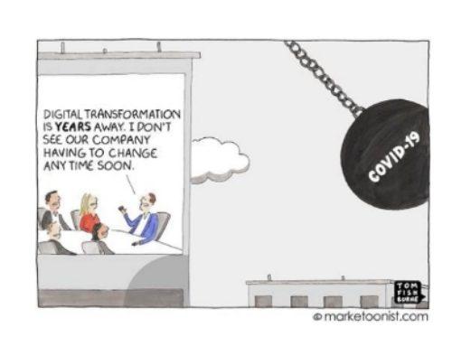 Digital Transformation Can No Longer Be Delayed
