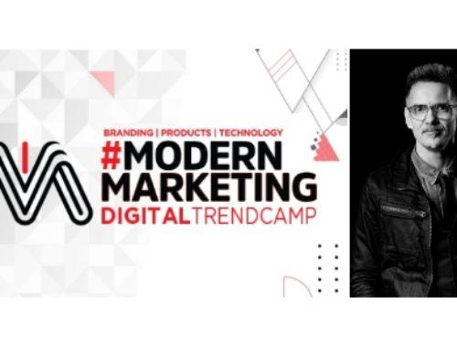 Modern Marketing Digital TrendCamp: Embracing Creativity During The Lockdown