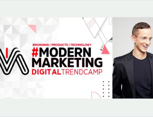 Modern Marketing Digital TrendCamp: Re-Imagining Retail And Creating A Personalised Shopping Experience