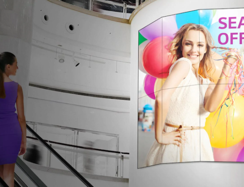 Use Digital Signage To Tell Your Brand Story